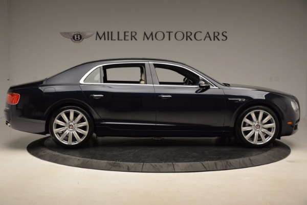 Used 2017 Bentley Flying Spur V8 for sale Call for price at Pagani of Greenwich in Greenwich CT 06830 9