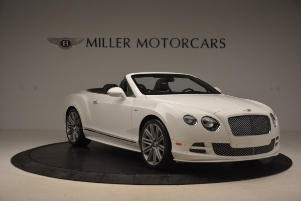 Used 2015 Bentley Continental GT Speed for sale Sold at Pagani of Greenwich in Greenwich CT 06830 11