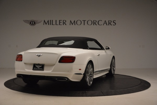 Used 2015 Bentley Continental GT Speed for sale Sold at Pagani of Greenwich in Greenwich CT 06830 19