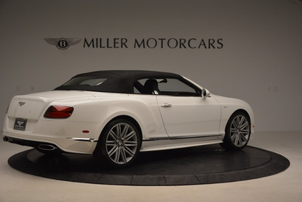 Used 2015 Bentley Continental GT Speed for sale Sold at Pagani of Greenwich in Greenwich CT 06830 20