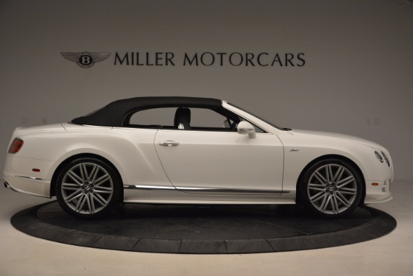 Used 2015 Bentley Continental GT Speed for sale Sold at Pagani of Greenwich in Greenwich CT 06830 21