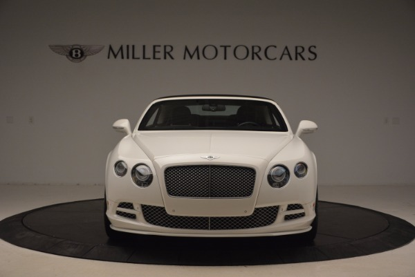 Used 2015 Bentley Continental GT Speed for sale Sold at Pagani of Greenwich in Greenwich CT 06830 24