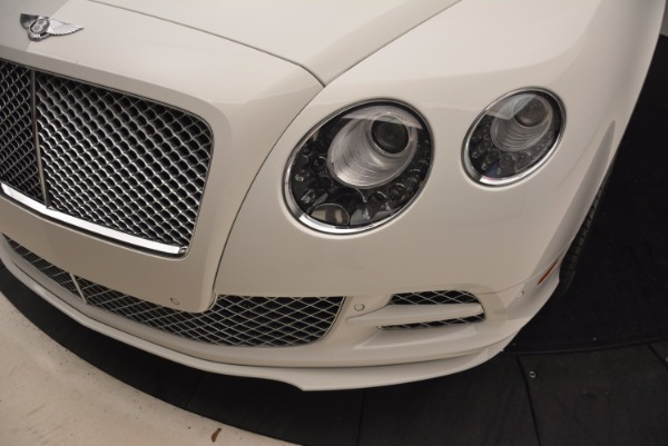 Used 2015 Bentley Continental GT Speed for sale Sold at Pagani of Greenwich in Greenwich CT 06830 26