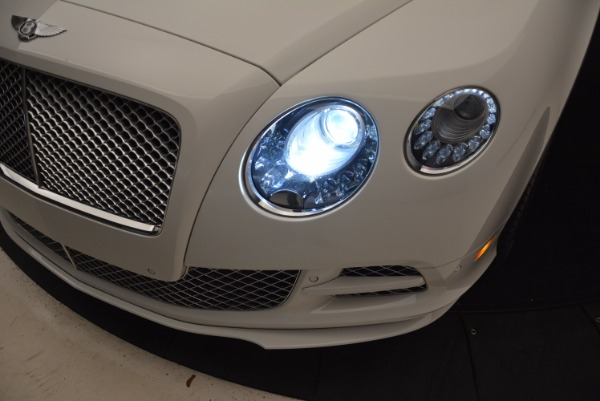 Used 2015 Bentley Continental GT Speed for sale Sold at Pagani of Greenwich in Greenwich CT 06830 28