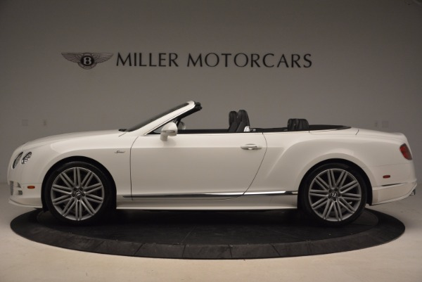 Used 2015 Bentley Continental GT Speed for sale Sold at Pagani of Greenwich in Greenwich CT 06830 3