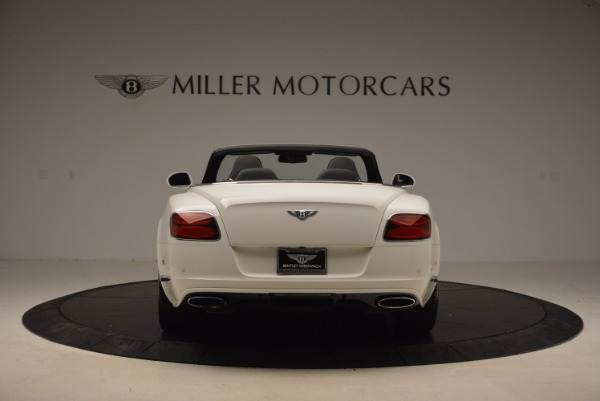 Used 2015 Bentley Continental GT Speed for sale Sold at Pagani of Greenwich in Greenwich CT 06830 6