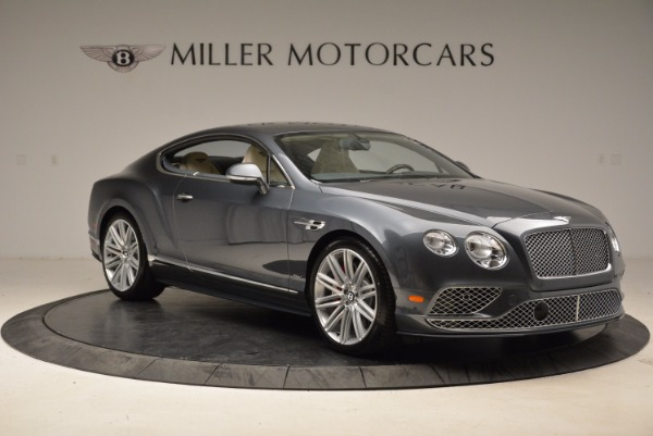 New 2017 Bentley Continental GT Speed for sale Sold at Pagani of Greenwich in Greenwich CT 06830 11