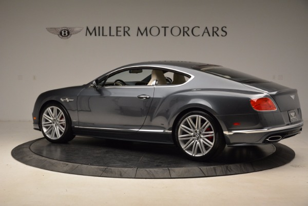 New 2017 Bentley Continental GT Speed for sale Sold at Pagani of Greenwich in Greenwich CT 06830 4