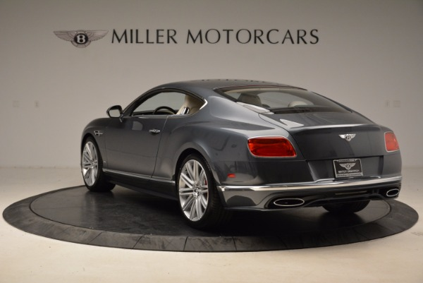 New 2017 Bentley Continental GT Speed for sale Sold at Pagani of Greenwich in Greenwich CT 06830 5
