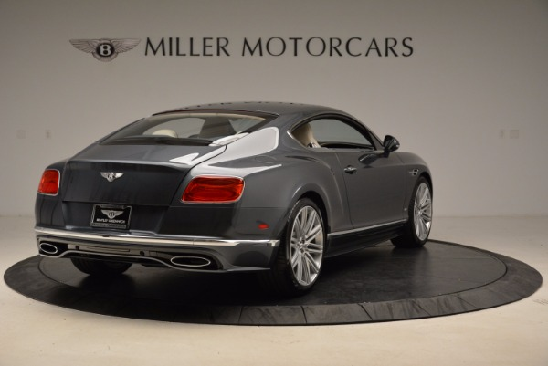 New 2017 Bentley Continental GT Speed for sale Sold at Pagani of Greenwich in Greenwich CT 06830 7