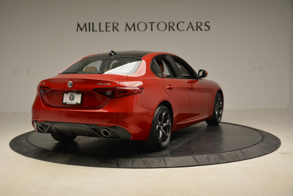 New 2018 Alfa Romeo Giulia Ti Sport Q4 for sale Sold at Pagani of Greenwich in Greenwich CT 06830 7