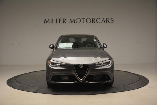 Used 2018 Alfa Romeo Giulia Ti Sport Q4 for sale $31,900 at Pagani of Greenwich in Greenwich CT 06830 12
