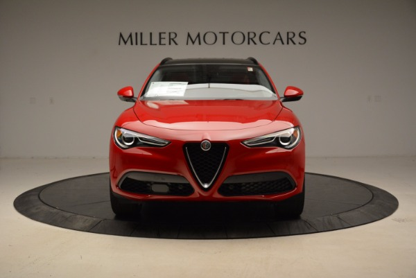 New 2018 Alfa Romeo Stelvio Sport Q4 for sale Sold at Pagani of Greenwich in Greenwich CT 06830 12