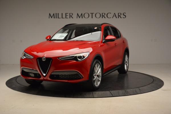 New 2018 Alfa Romeo Stelvio Sport Q4 for sale Sold at Pagani of Greenwich in Greenwich CT 06830 1