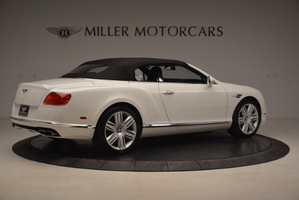 Used 2016 Bentley Continental GT V8 for sale Sold at Pagani of Greenwich in Greenwich CT 06830 20