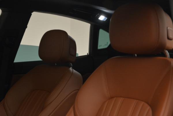 New 2018 Maserati Levante Q4 GranLusso for sale Sold at Pagani of Greenwich in Greenwich CT 06830 12