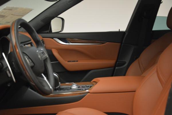New 2018 Maserati Levante Q4 GranLusso for sale Sold at Pagani of Greenwich in Greenwich CT 06830 13