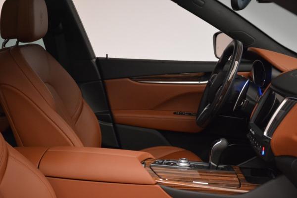 New 2018 Maserati Levante Q4 GranLusso for sale Sold at Pagani of Greenwich in Greenwich CT 06830 18