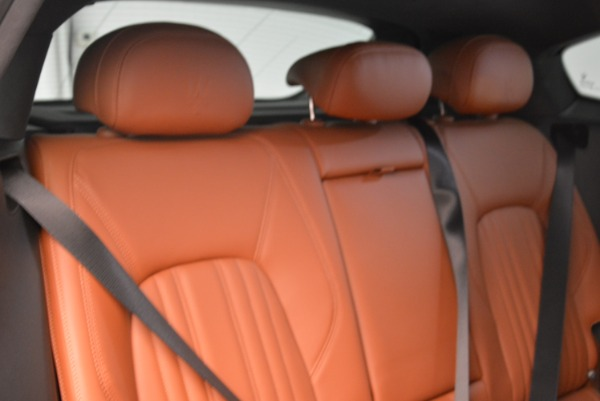 New 2018 Maserati Levante Q4 GranLusso for sale Sold at Pagani of Greenwich in Greenwich CT 06830 20