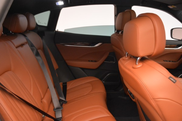 New 2018 Maserati Levante Q4 GranLusso for sale Sold at Pagani of Greenwich in Greenwich CT 06830 21