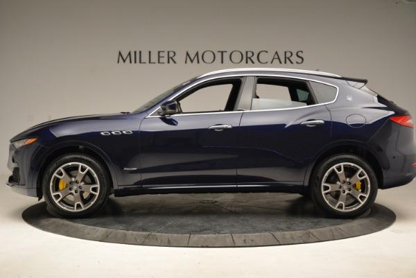 New 2018 Maserati Levante Q4 GranLusso for sale Sold at Pagani of Greenwich in Greenwich CT 06830 4