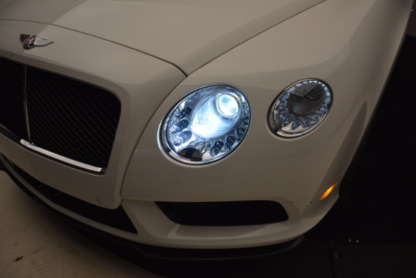 Used 2014 Bentley Continental GT V8 S for sale Sold at Pagani of Greenwich in Greenwich CT 06830 16