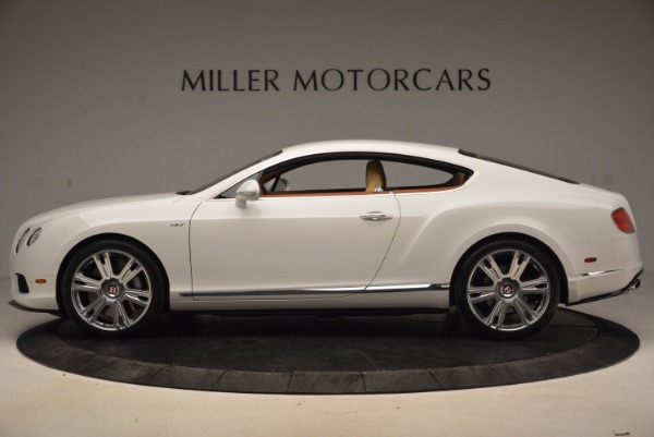 Used 2014 Bentley Continental GT V8 S for sale Sold at Pagani of Greenwich in Greenwich CT 06830 3