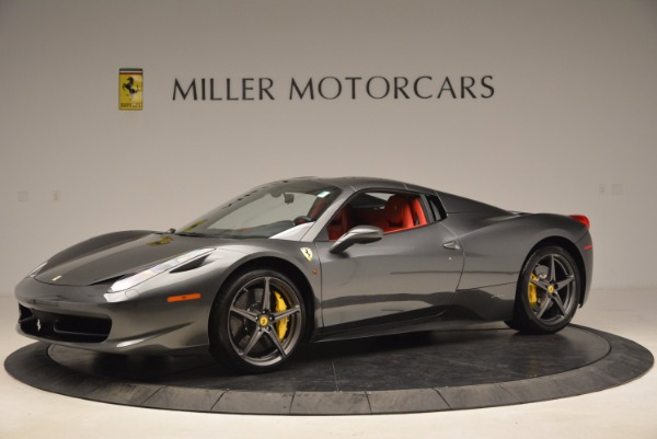 Used 2014 Ferrari 458 Spider for sale Sold at Pagani of Greenwich in Greenwich CT 06830 14