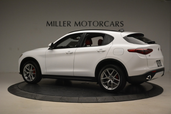New 2018 Alfa Romeo Stelvio Sport Q4 for sale Sold at Pagani of Greenwich in Greenwich CT 06830 4
