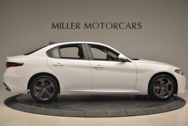 New 2018 Alfa Romeo Giulia Sport Q4 for sale Sold at Pagani of Greenwich in Greenwich CT 06830 10