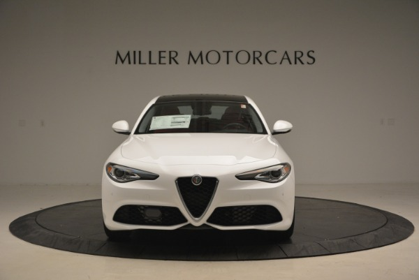 New 2018 Alfa Romeo Giulia Sport Q4 for sale Sold at Pagani of Greenwich in Greenwich CT 06830 13