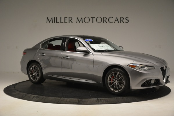 Used 2018 Alfa Romeo Giulia Q4 for sale Sold at Pagani of Greenwich in Greenwich CT 06830 10