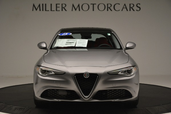 Used 2018 Alfa Romeo Giulia Q4 for sale Sold at Pagani of Greenwich in Greenwich CT 06830 12