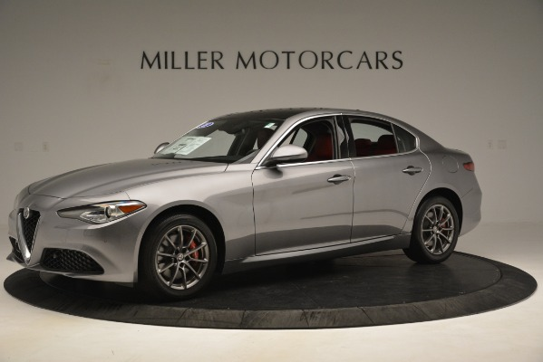Used 2018 Alfa Romeo Giulia Q4 for sale Sold at Pagani of Greenwich in Greenwich CT 06830 2