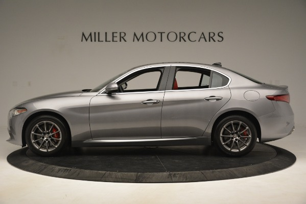 Used 2018 Alfa Romeo Giulia Q4 for sale Sold at Pagani of Greenwich in Greenwich CT 06830 3