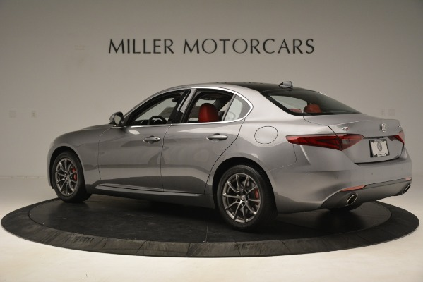 Used 2018 Alfa Romeo Giulia Q4 for sale Sold at Pagani of Greenwich in Greenwich CT 06830 4