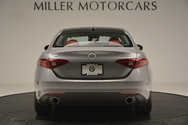 Used 2018 Alfa Romeo Giulia Q4 for sale Sold at Pagani of Greenwich in Greenwich CT 06830 6