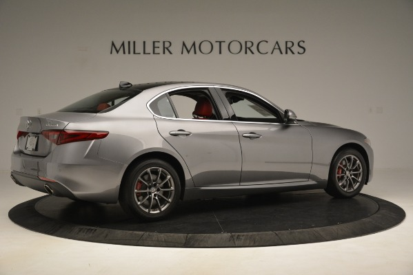 Used 2018 Alfa Romeo Giulia Q4 for sale Sold at Pagani of Greenwich in Greenwich CT 06830 8