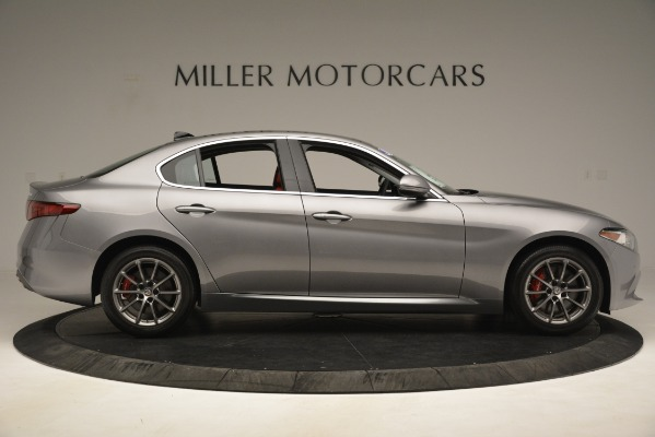 Used 2018 Alfa Romeo Giulia Q4 for sale Sold at Pagani of Greenwich in Greenwich CT 06830 9