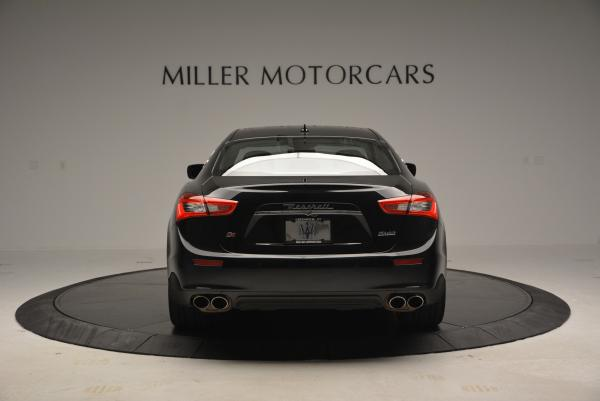 New 2016 Maserati Ghibli S Q4 for sale Sold at Pagani of Greenwich in Greenwich CT 06830 6