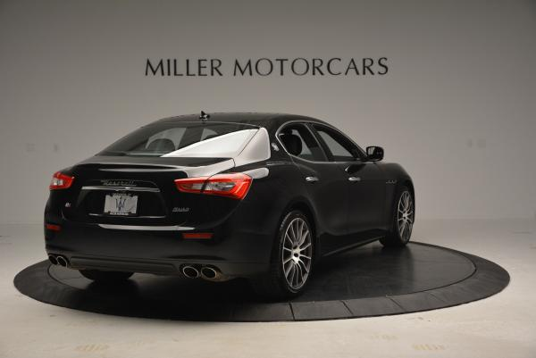 New 2016 Maserati Ghibli S Q4 for sale Sold at Pagani of Greenwich in Greenwich CT 06830 7
