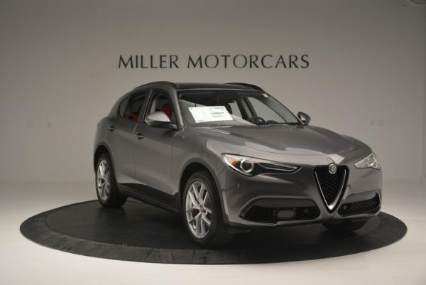 New 2018 Alfa Romeo Stelvio Sport Q4 for sale Sold at Pagani of Greenwich in Greenwich CT 06830 11