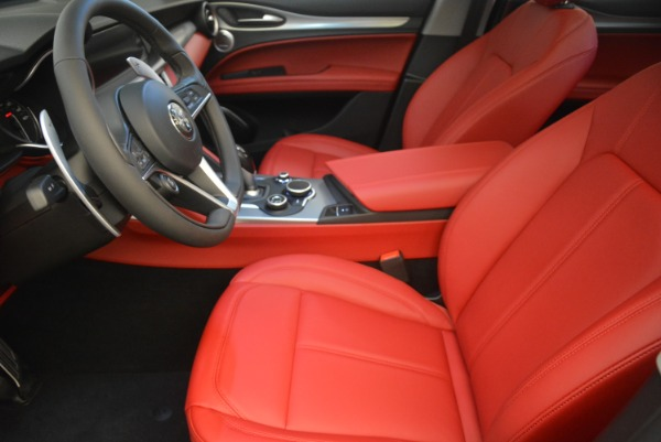 New 2018 Alfa Romeo Stelvio Sport Q4 for sale Sold at Pagani of Greenwich in Greenwich CT 06830 14
