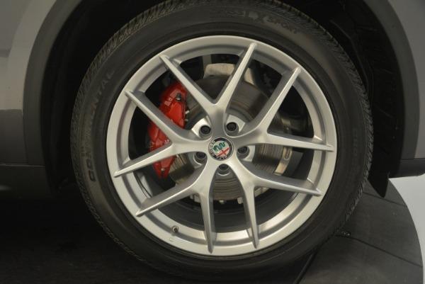 New 2018 Alfa Romeo Stelvio Sport Q4 for sale Sold at Pagani of Greenwich in Greenwich CT 06830 25