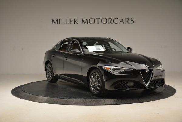 New 2018 Alfa Romeo Giulia Q4 for sale Sold at Pagani of Greenwich in Greenwich CT 06830 11