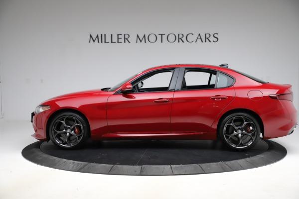 Used 2018 Alfa Romeo Giulia Ti Sport Q4 for sale $31,900 at Pagani of Greenwich in Greenwich CT 06830 3