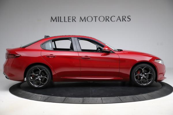 Used 2018 Alfa Romeo Giulia Ti Sport Q4 for sale $31,900 at Pagani of Greenwich in Greenwich CT 06830 9