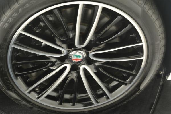 New 2018 Alfa Romeo Giulia Ti Lusso Q4 for sale Sold at Pagani of Greenwich in Greenwich CT 06830 25