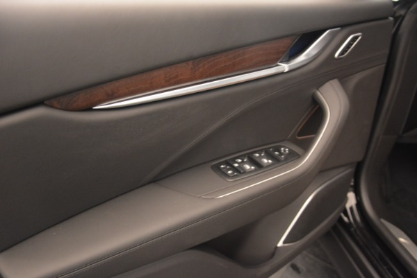 New 2018 Maserati Levante Q4 GranLusso for sale Sold at Pagani of Greenwich in Greenwich CT 06830 17