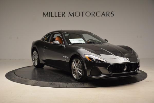 New 2018 Maserati GranTurismo Sport Coupe for sale Sold at Pagani of Greenwich in Greenwich CT 06830 11